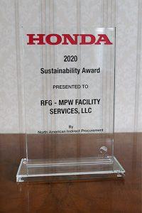 Honda Award