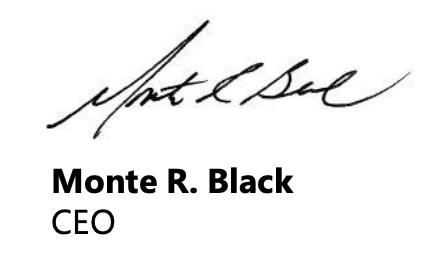Monte Black Sig