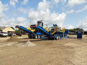Hydro-Excavation Recycle System